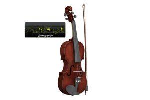 آموزش نواختن ویولن